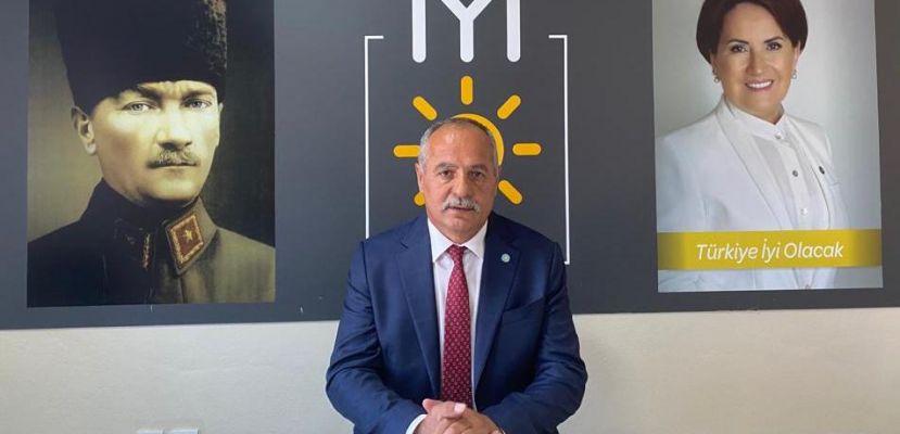 İYİ Partili Başkan Demir, provokasyonlara karşı uyardı