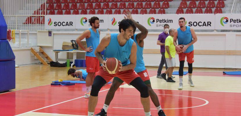 Petkimspor Süper Ligdeki İlk Maçına Hazır !