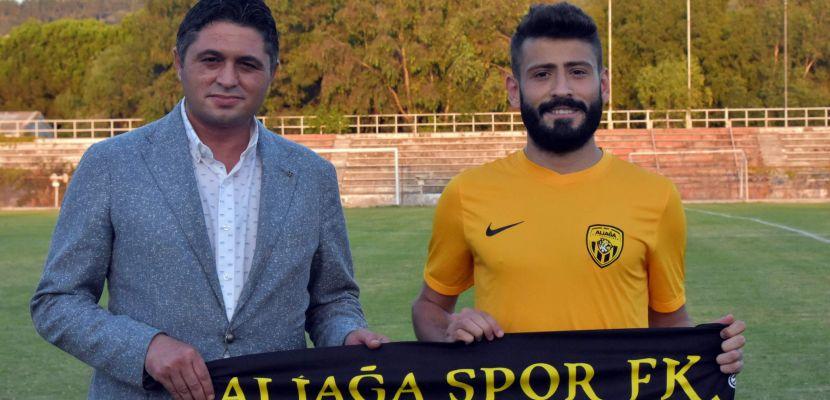 Aliağaspor FK'dan İki Transfer Birden