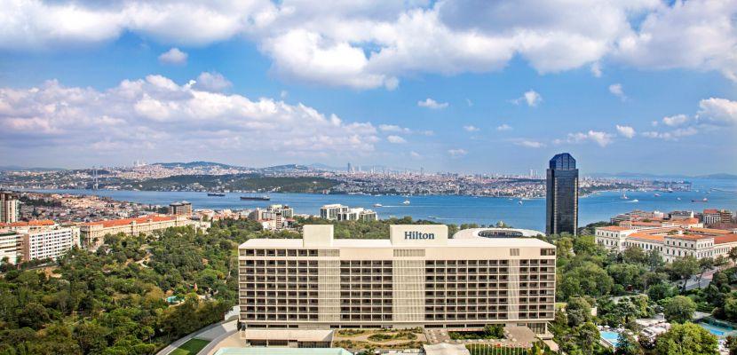 İstanbul'da Sıfır Atık Belgesini almaya hak kazanan ilk iki otel Hilton Grubundan