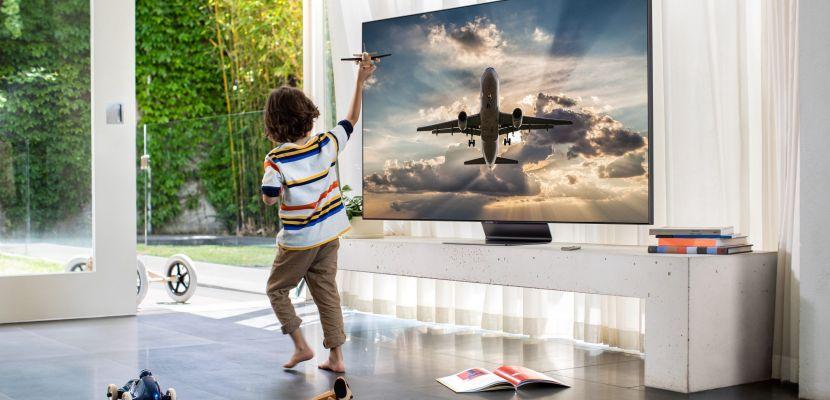 Samsung Q95T QLED Smart 4K TV, filmleri 4K kalitesinde izleyiciler ile buluşturuyor!