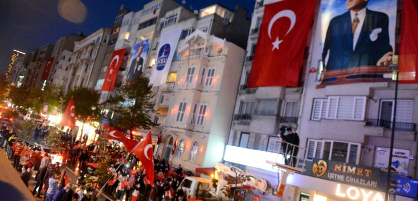 Şişli Cumhuriyet Bayramı'nı Atası'nın Evi'nde Kutladı