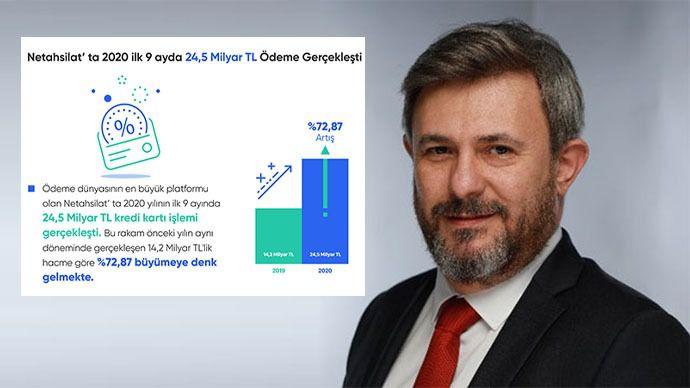9 ayda 24.5 milyar TL'lik kartlı işlem gerçekleşti!