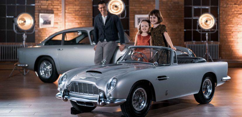 Aston Martin DB5 Junior Türkiye'ye Geliyor!