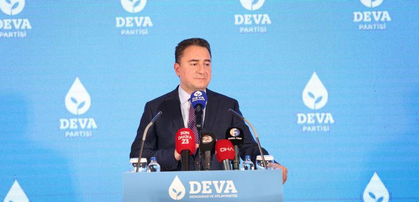Babacan: 'Başta Kavala ve Altan olmak üzere düşünce suçluları serbest bırakılmalı'