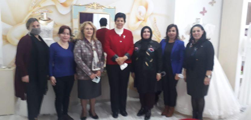 CHP Kadın Kolları seçim çalışmalarına Gümüşhane'de başladı!