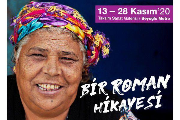 """""""Bir Roman Hikayesi"""" Fotoğraf Sergisi Taksim Sanat Galerisi'nde"""