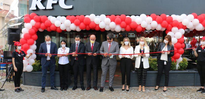 KFC Türkiye'den İstanbul'da 3 Yeni Restoran