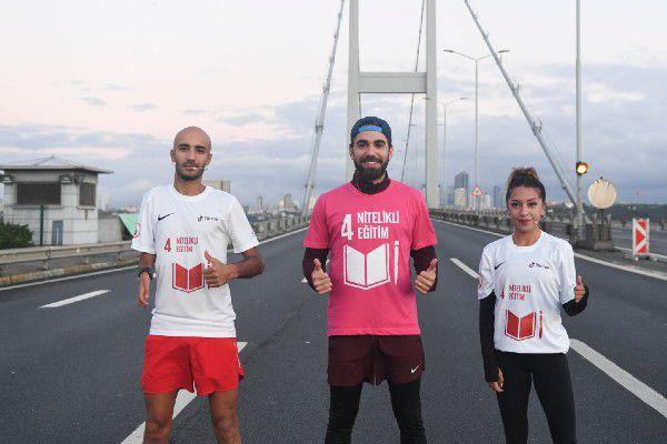 TikTok, İstanbul Büyükşehir Belediyesi Spor Kulübü ve Spor İstanbul ile Sürdürülebilir Kalkınma Amaçları farkındalığı için bir araya geldi