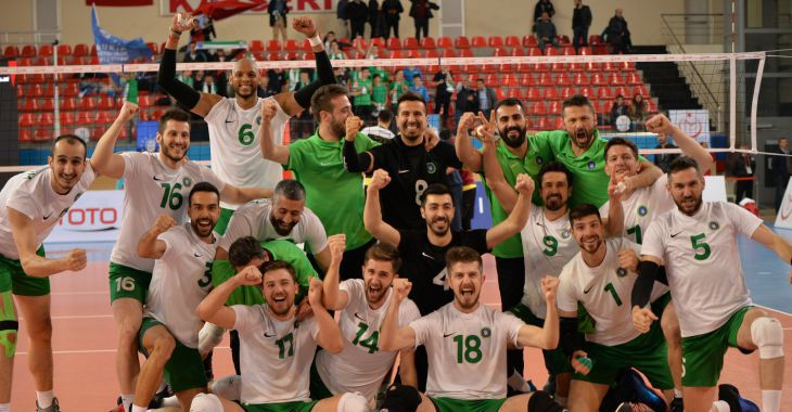 Erikli, Bursa Büyükşehir Belediyespor Erkek Voleybol Takımının 'Resmi Su Sponsoru' olarak 2020-2021 sezonunda yanında
