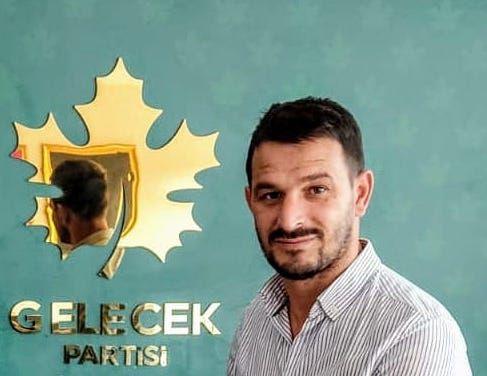 Gelecek Partisi İzmir il başkanı Cüneyt İşçilik: 'verdiğimiz mücadelenin önemi, vatandaşlara yeterince anlatılmadı'