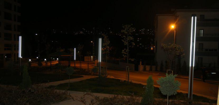 Gölbaşı Belediyesi elektrikten yüzde yüz tasarruf edecek…