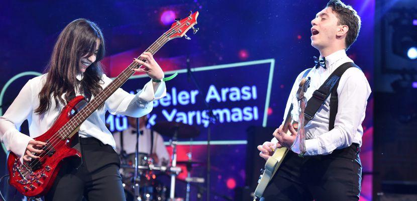 İpana 23. Türkiye on-line liselerarası müzik yarışması heyecanı!