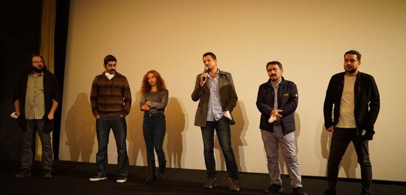 """""""Kapan"""" film ekibi seyircisinin sorularını yanıtladı"""