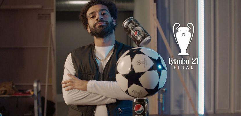 Mohamed Salahyeteneği ile büyülüyor