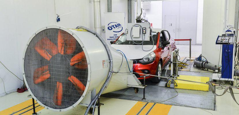 OTAM Elektrikli Araç Testlerinde Merkez Üs Olmayı Hedefliyor
