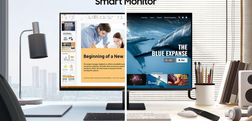 Samsung'dan PC olmadan çalışabilen akıllı monitör!