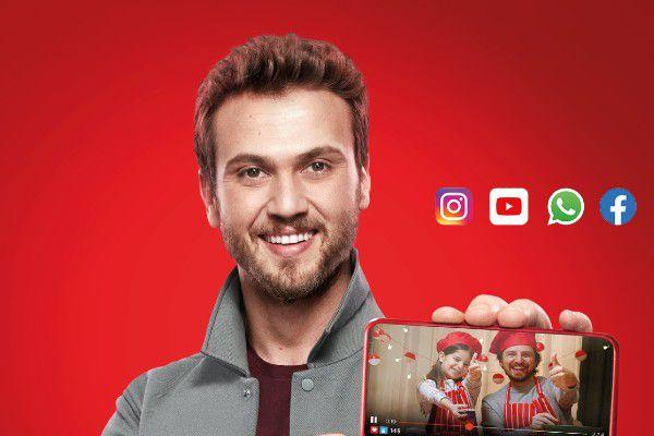 Vodafone Red'lilerden sınırsız uygulamalara büyük ilgi