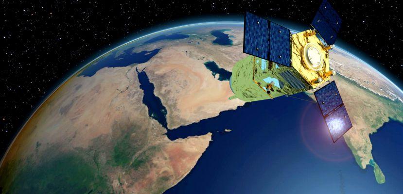 Birleşik Arap Emirlikleri'nin FalconEye uydusu başarıyla fırlatıldı