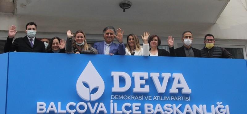 DEVA, İzmir'de sahaya indi