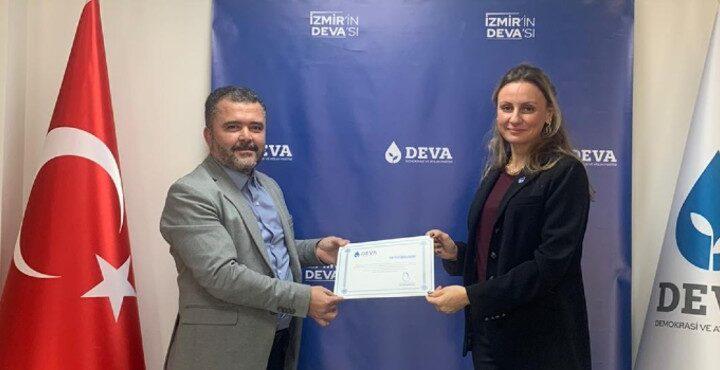 DEVA'da teşkilatlanma çalışmaları tam gaz