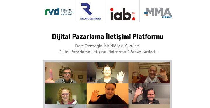"""Dört Sektör Derneğinin İşbirliğiyle Kurulan """"Dijital Pazarlama İletişimi Platformu"""" Göreve Başladı"""