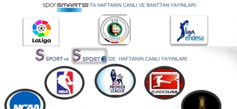 Dünya'nın Sporu D-SMART'ta