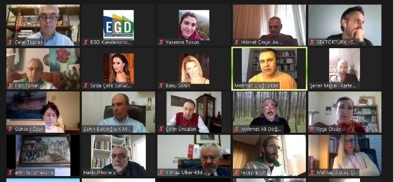 EGD, Türkiye'ye ekonomiyi konuşturtmaya devam etti
