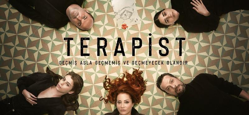 Gain'in psikolojik gerilim türündeki mini dizisi 'Terapist' yayında!