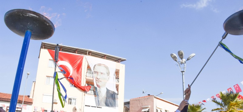 Kemalpaşa Ulucak Mahallesi'nde tarihi bir gün!