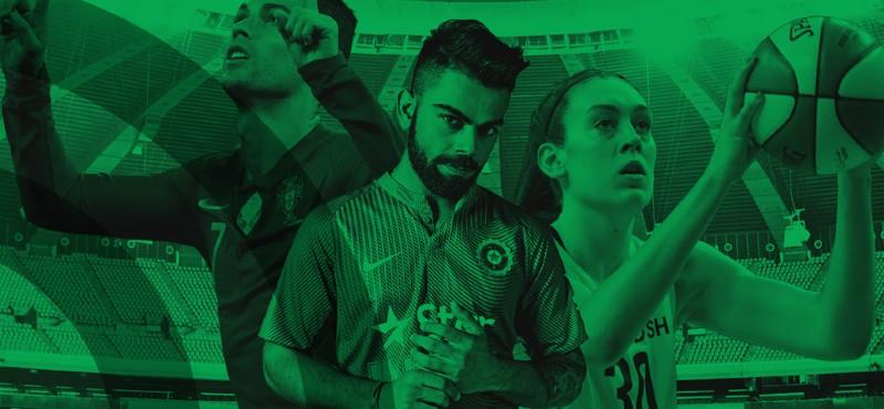 Kriket 59 milyon takipçiyle FIFA ve FİBA'yı  geride bıraktı