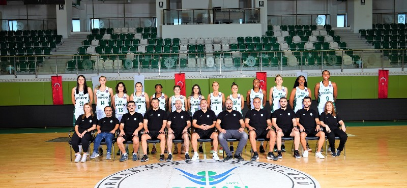 Ormanspor Kadın Basketbol takımı Eurocup Women B grubunun ev sahibi