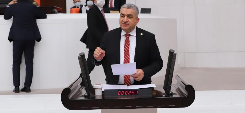 """Serter, """"Ak Parti, Türkiye'nin basın özgürlüğü sicilini bozdu"""""""