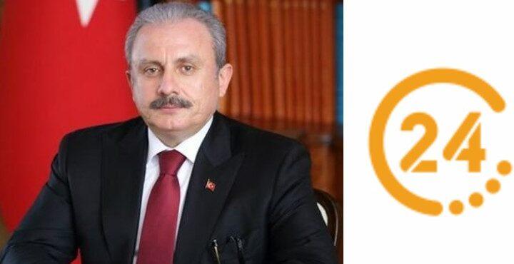 TBMM Başkanı Mustafa Şentop, tarafsızlık söylemlerine Anayasa maddeleriyle cevap verdi