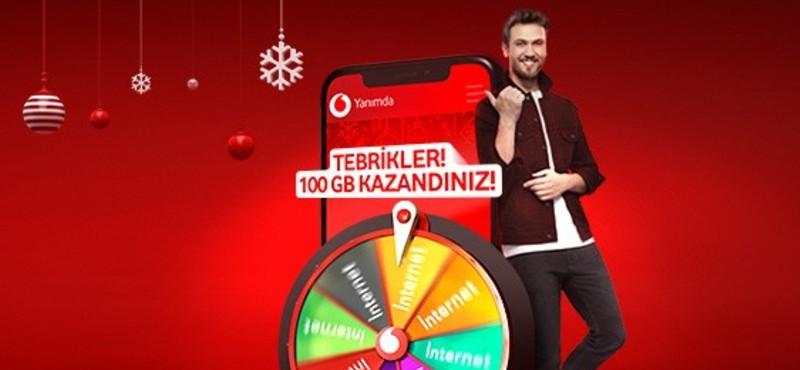"""""""Vodafone Yanımda"""", 2020'de  13 milyon kullanıcıya ulaştı"""