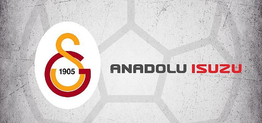 Anadolu Isuzu, Galatasaray Spor Kulübü'ne ulaşım desteği vermeye devam ediyor