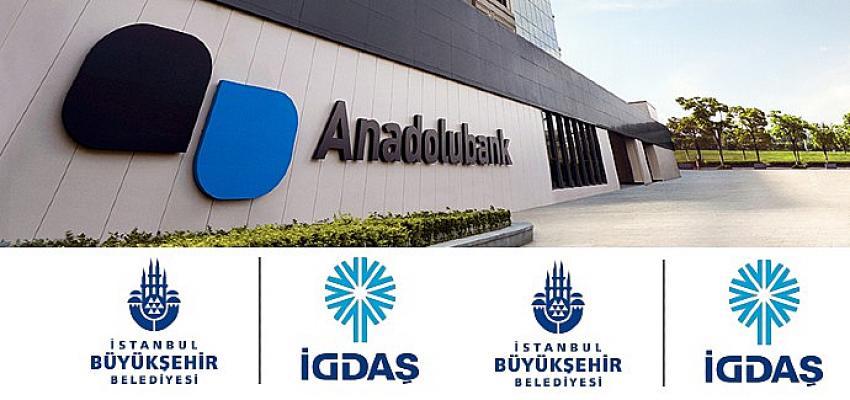 Anadolubank Worldcard ile doğalgaz faturalarına 10 taksit!