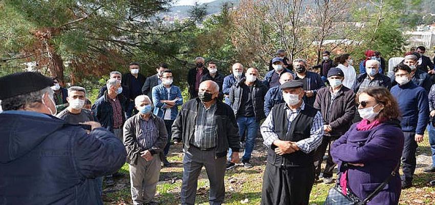 Antalya Büyükşehirden Alanyalı çiftçilere uygulamalı eğitim