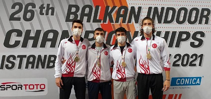Ay Yıldızlı Formayı İlk Kez Giyen İTÜ Öğrencisi Balkan Şampiyonu