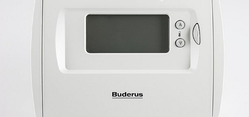 Buderus'tan yüksek verimlilik sağlayan oda kumandaları hakkında ipuçları