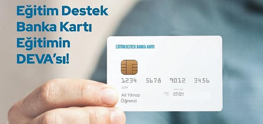 DEVA Partisi: 'Eğitim destek banka kartı ile öğrenci ihtiyaçlarına TL desteği vereceğiz'