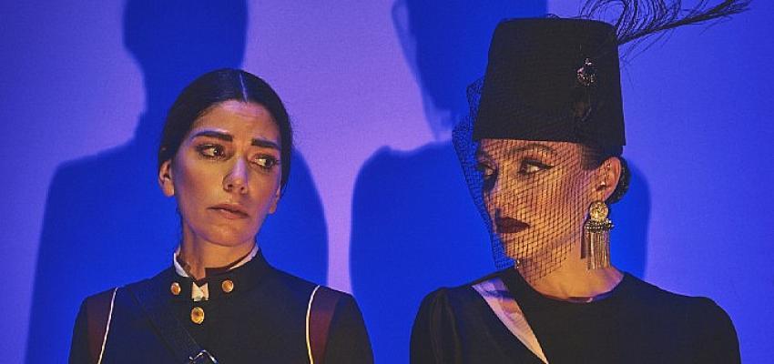 """Dijital Sahne'de bu akşam Ceren Moray ve Merve Dizdar'ın performansı ile """"On İkinci Gece"""" seyirciyle buluşacak!"""
