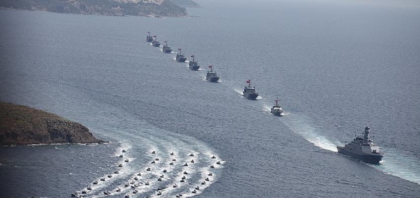 """""""Doğu Akdeniz'de Türkiye karşıtı koalisyon mümkün mü?"""""""
