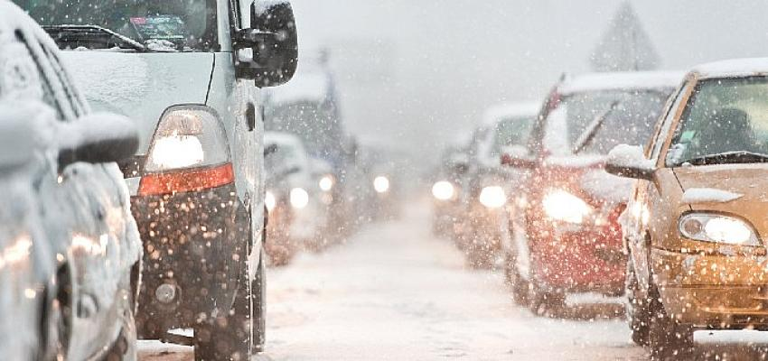 EHP teknolojisi yollardaki hızlı buzlanmayı sonlandırıyor