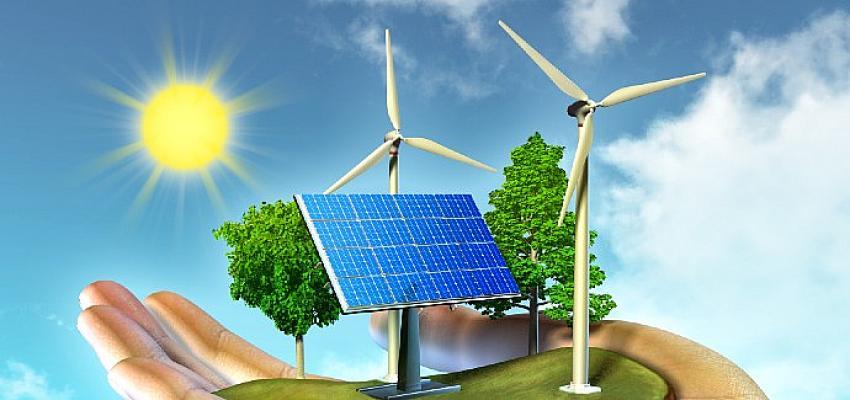 Elektrik üretiminin geleceği yeşil enerjide