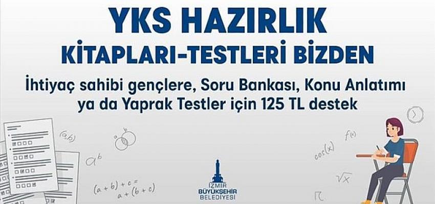 İzmir Büyükşehir Belediyesi'nden üniversiteye hazırlanan gençlere destek