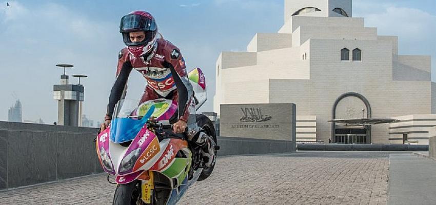 Katar'da MotoCP heyecanı için geri sayım başladı