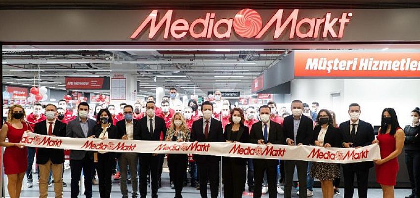 MediaMarkt'tan Antalya'ya 4. Mağaza