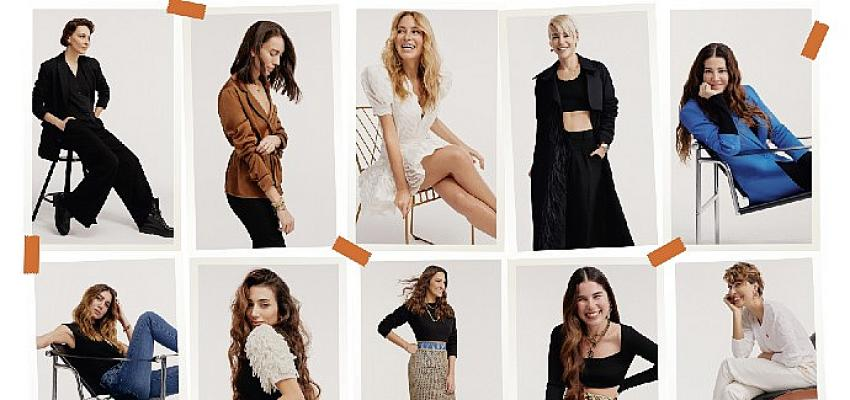 Moda dünyasının ünlü isimlerinden girişimci kadınlar için özel koleksiyon