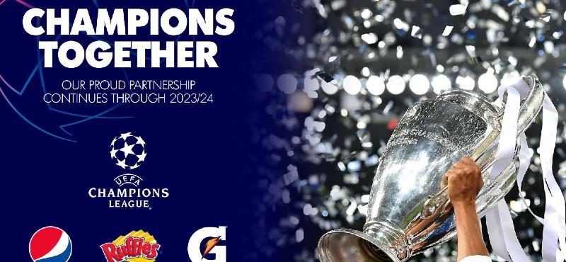 Pepsi UEFA Şampiyonlar Ligi Finali Açılış Töreni'ni sunmaya devam ediyor